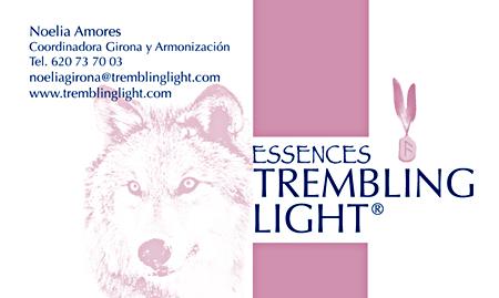 Noelia Amores Trembling Light Esences